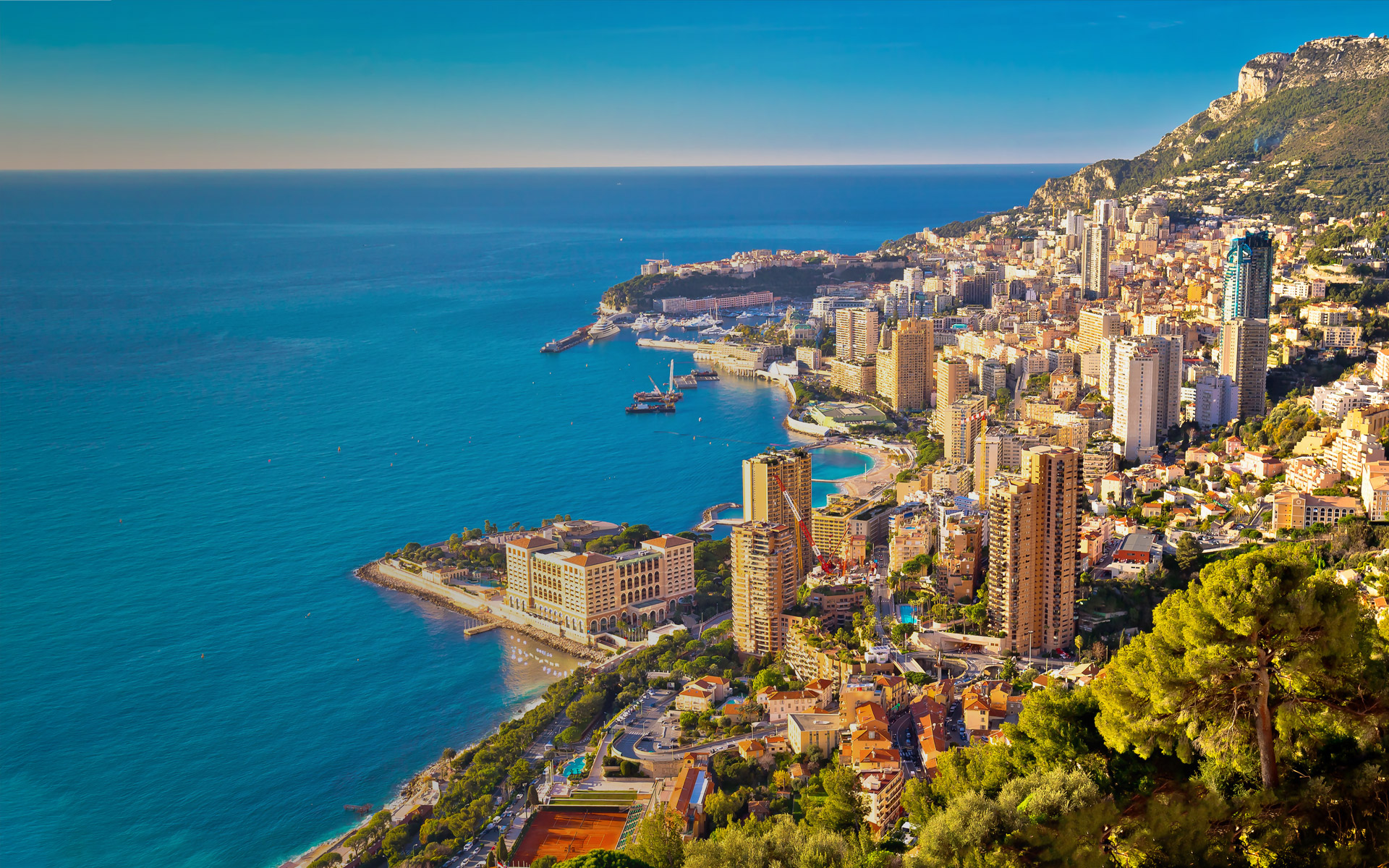 MONACO RESIDENCY BY INVESTMENT