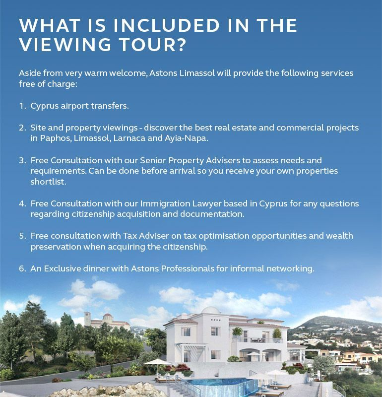 Cyprus Property Viewing Tour - Discover Astons' Best Real
